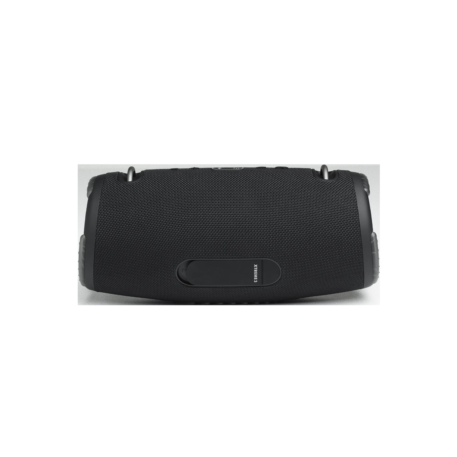 JBL Xtreme 3 - Black - Portable waterproof speaker - Back