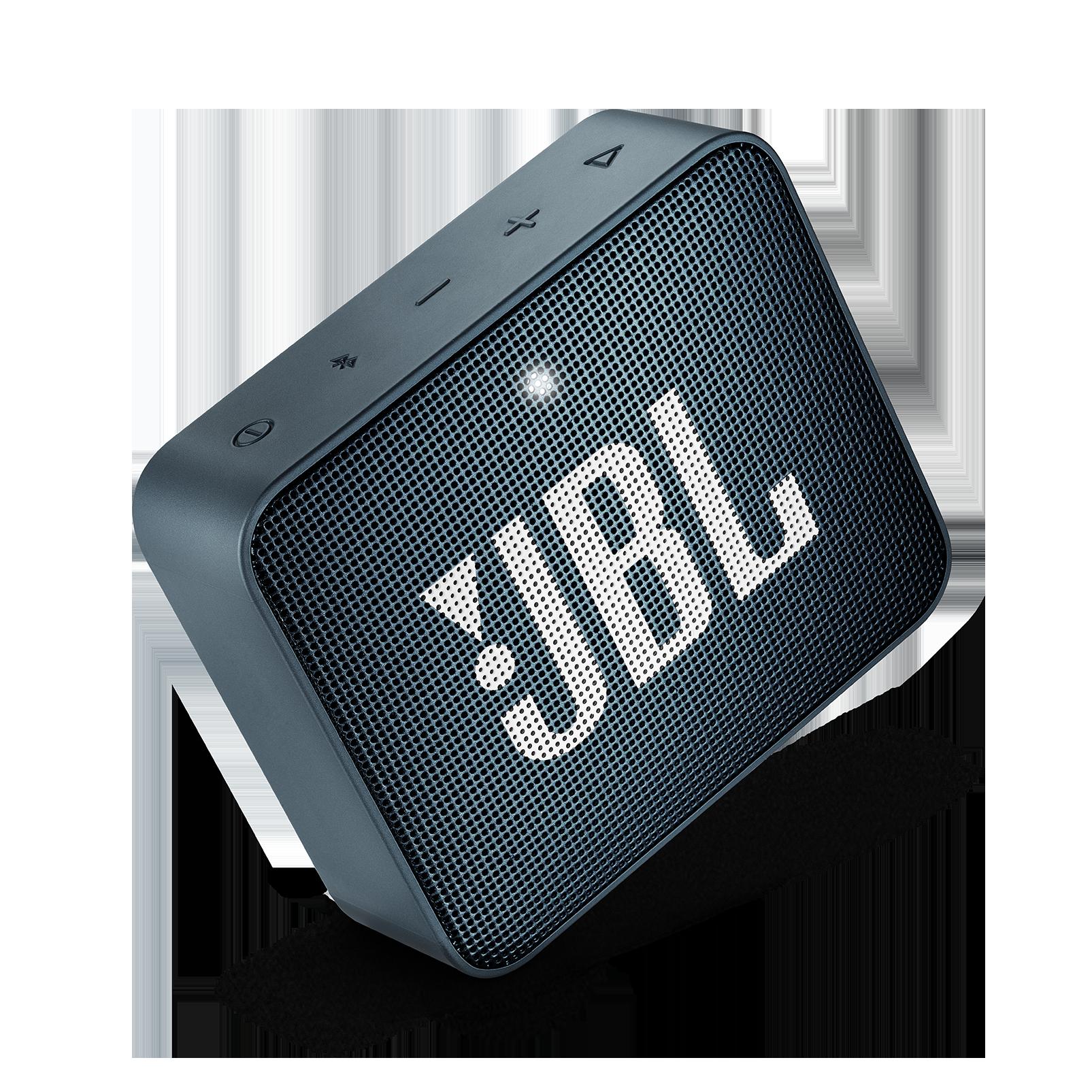 JBL GO 2 - Slate Navy - Portable Bluetooth speaker - Detailshot 1