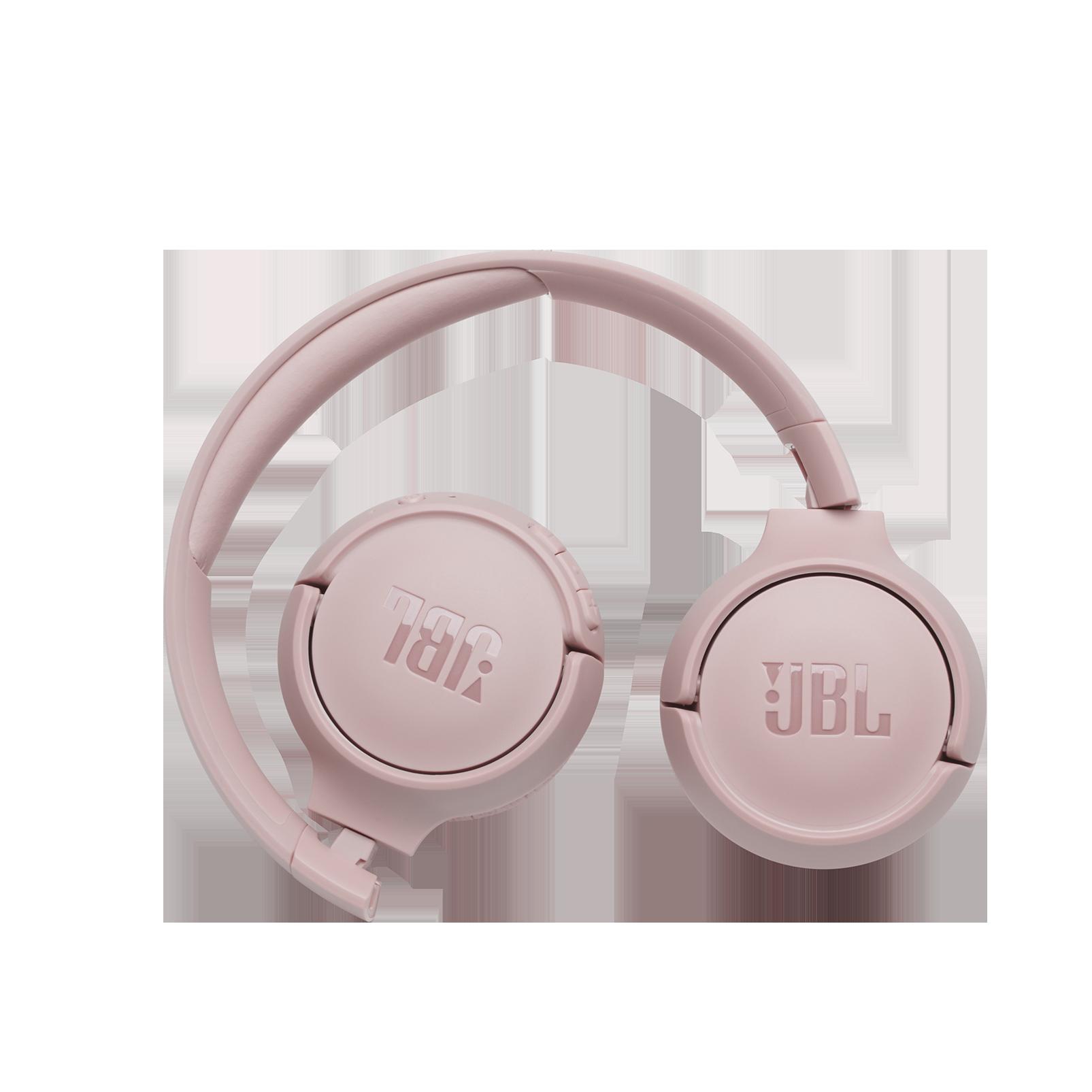 JBL TUNE 560BT - Blue - Wireless on-ear headphones - Front