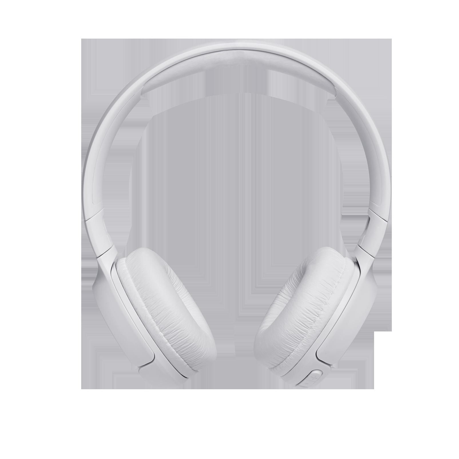 JBL TUNE 560BT - White - Wireless on-ear headphones - Left