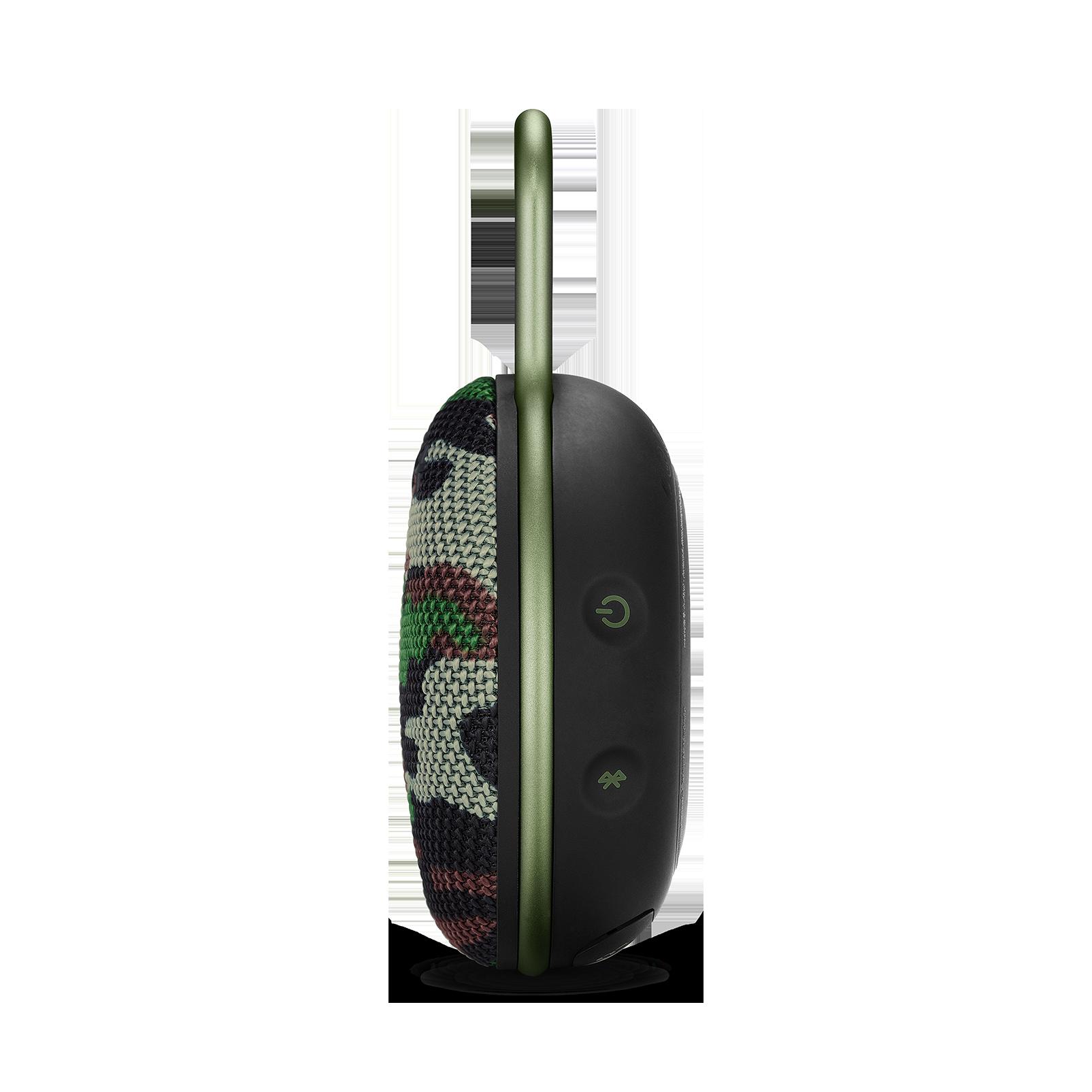 JBL CLIP 3 - Squad - Portable Bluetooth® speaker - Detailshot 1