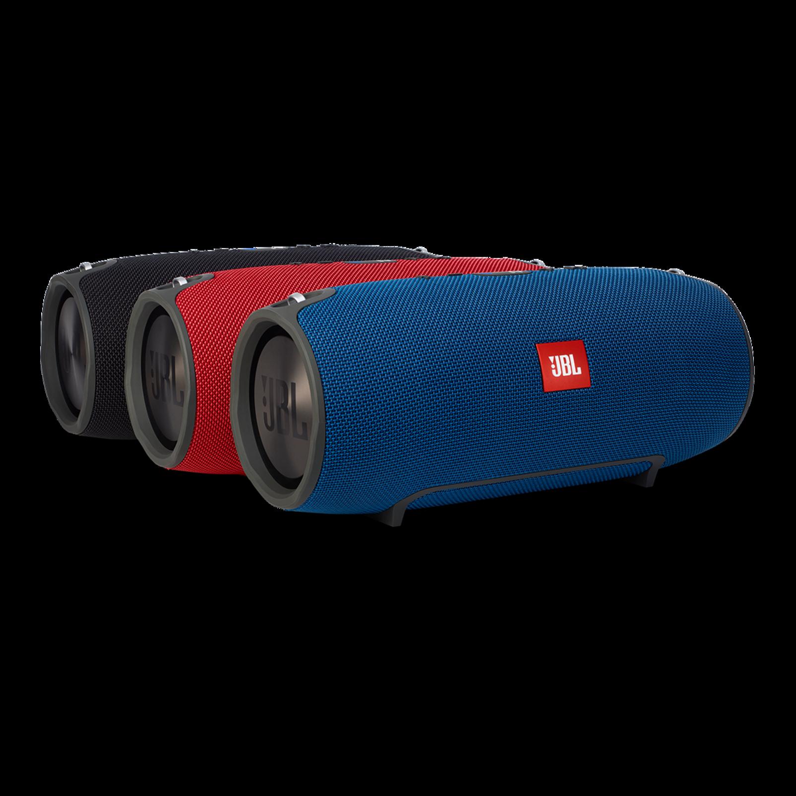 JBL Xtreme - Black - Splashproof portable speaker with ultra-powerful performance - Detailshot 5