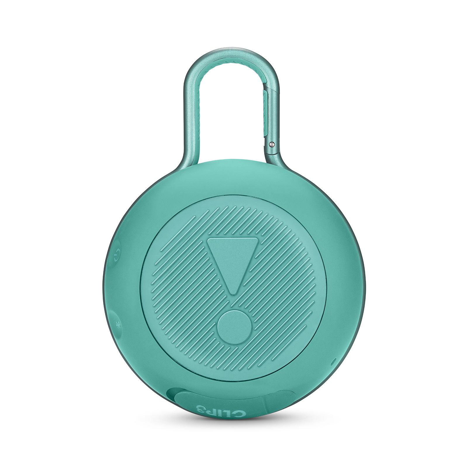 JBL CLIP 3 - River Teal - Portable Bluetooth® speaker - Back