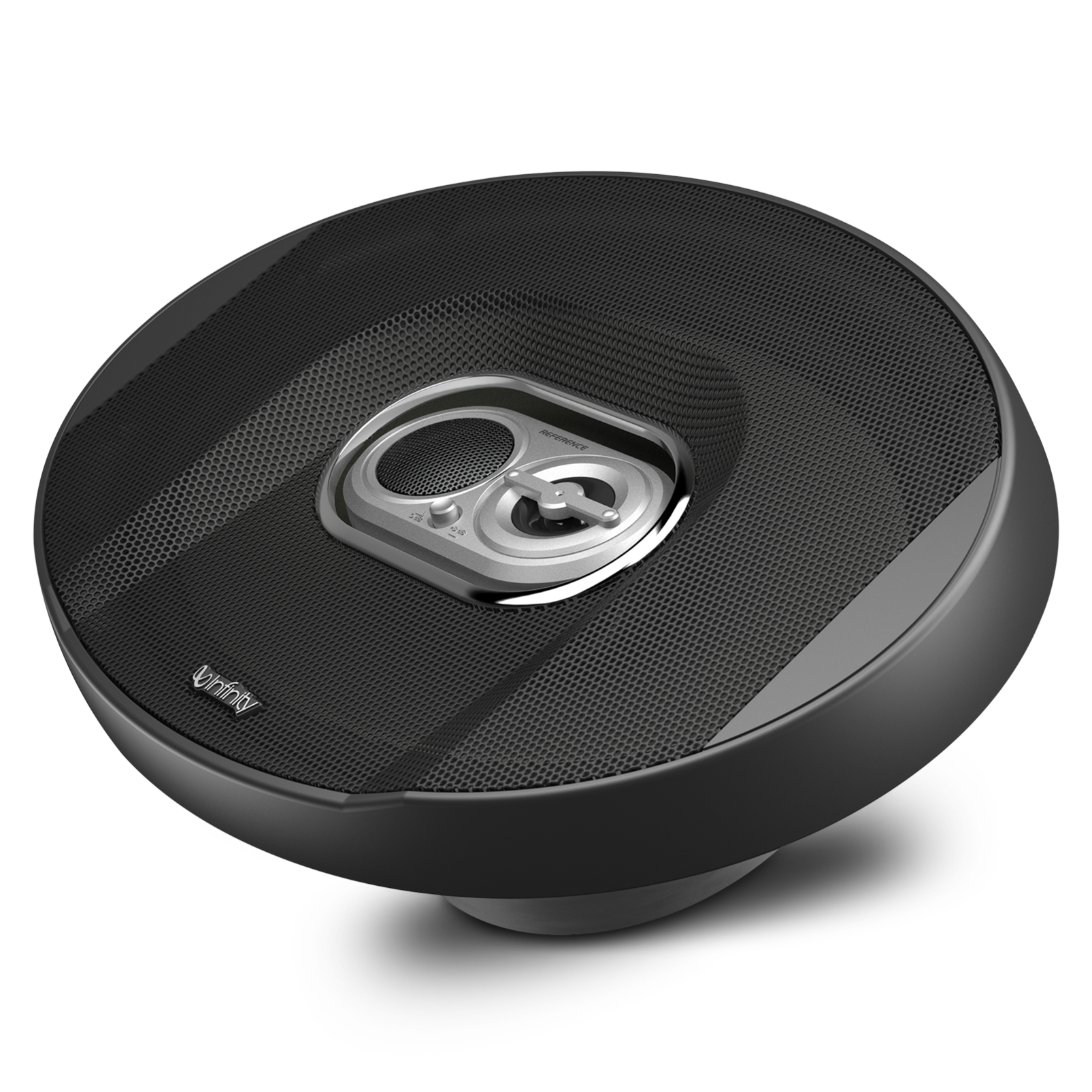 "Reference 9603ix - Black - A 6"" x 9"", three-way, high-fidelity speaker with true 4-ohm technology - Hero"