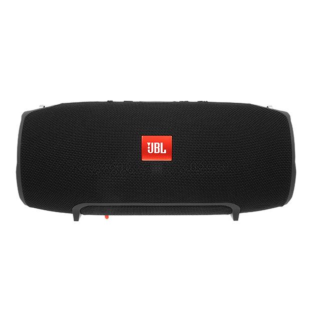 JBL Xtreme - Black - Splashproof portable speaker with ultra-powerful performance - Detailshot 15