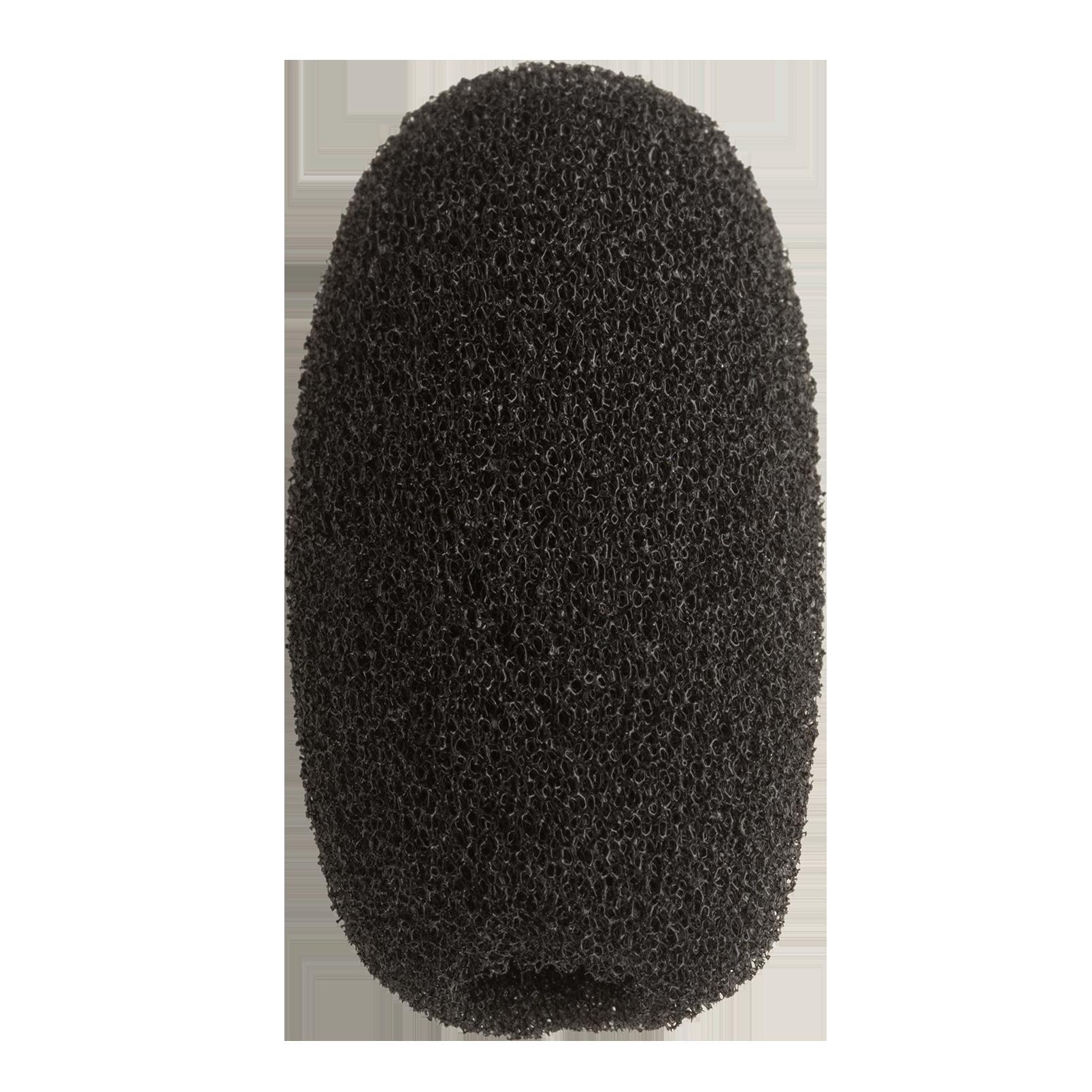 JBL Microphone sponge for Quantum 100 - Black - Wind cap - Hero