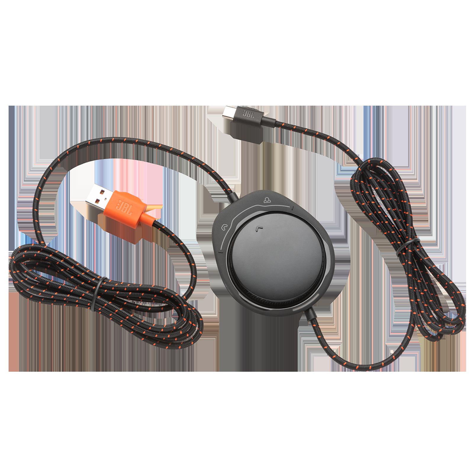 JBL USB controller for Quantum ONE - Black - USB controller - Hero
