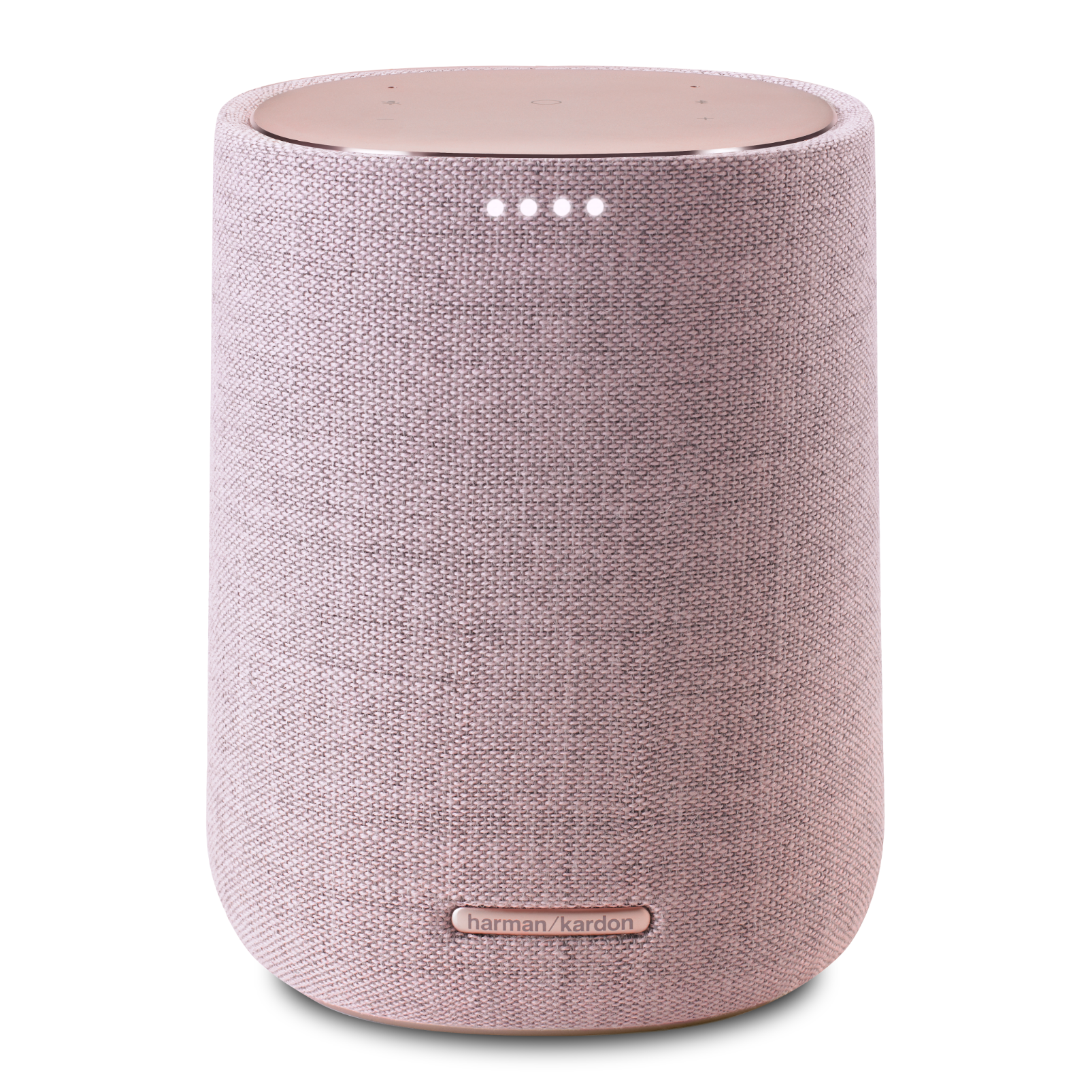 Harman Kardon Citation One MKII - Pink - All-in-one smart speaker with room-filling sound - Hero