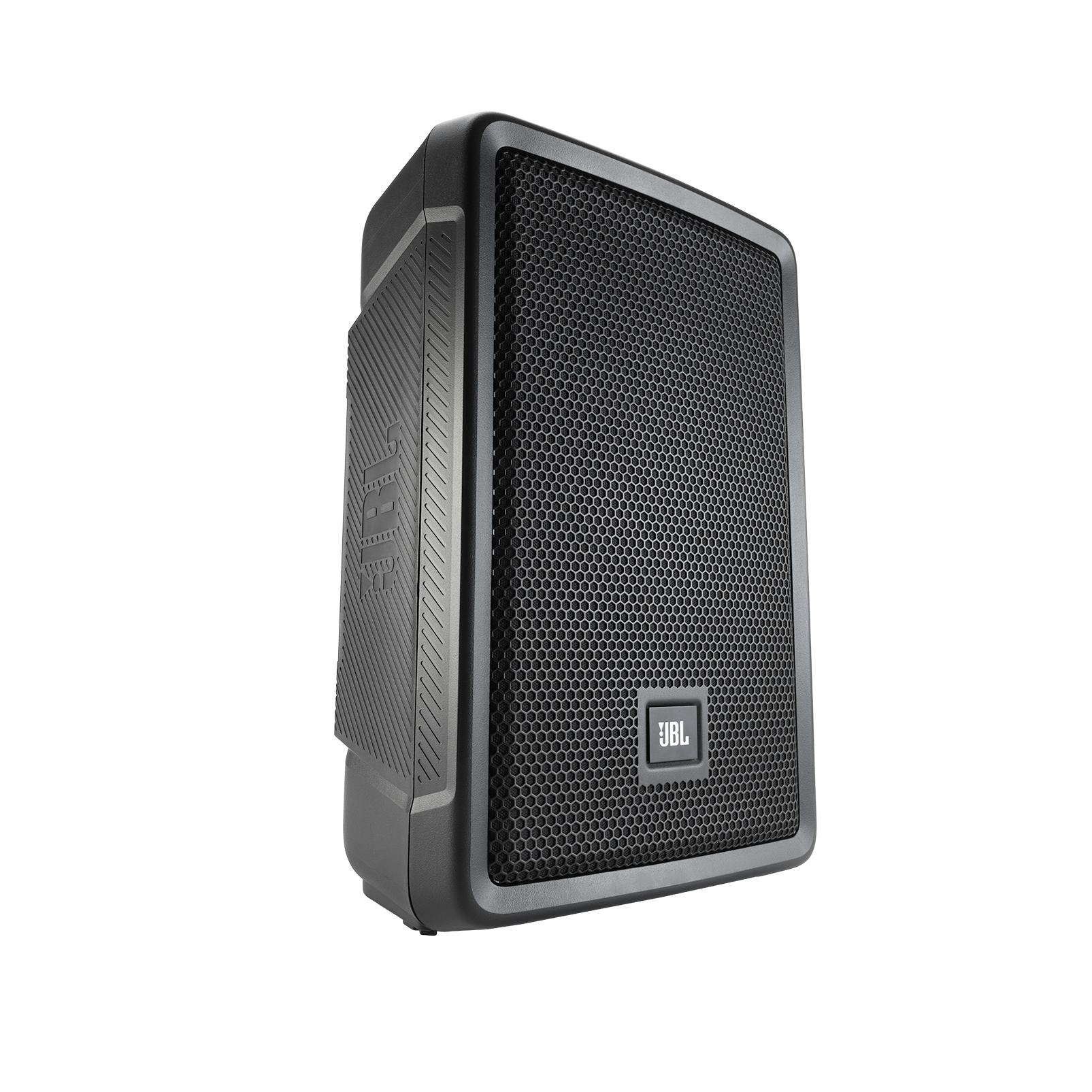 "JBL IRX108BT - Black - Powered 8"" Portable Speaker with Bluetooth® - Hero"