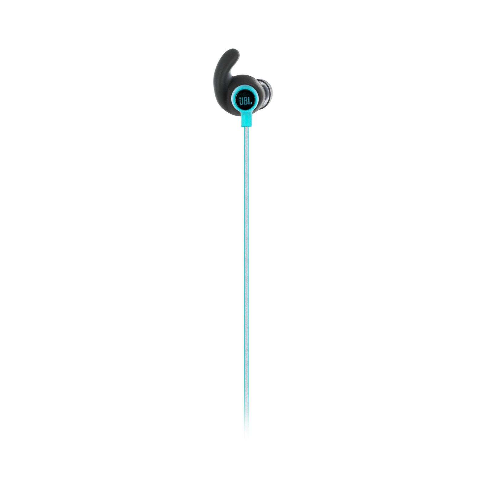 Reflect Mini - Teal - Lightweight, in-ear sport headphones - Detailshot 4