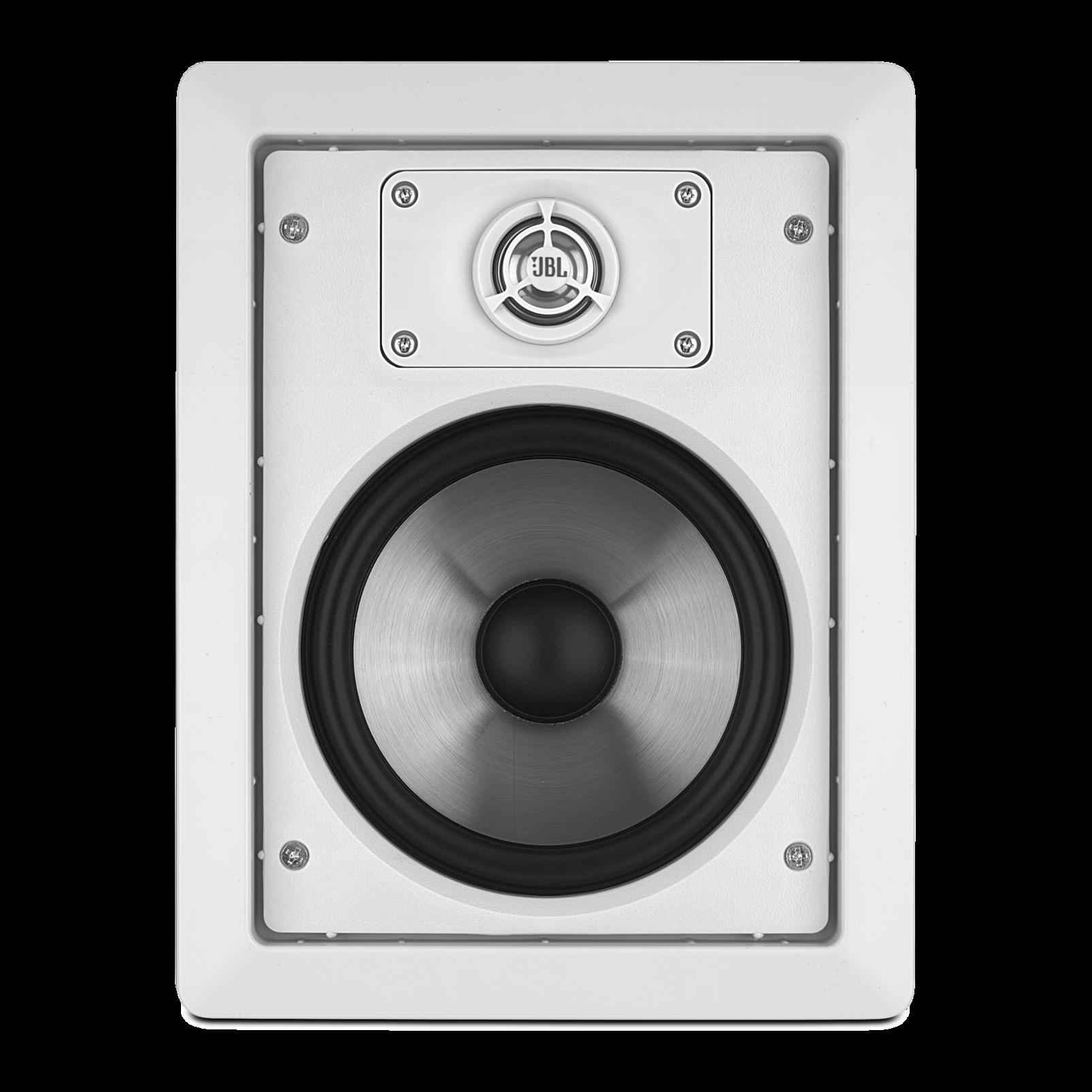 SOUNDPOINT SP 6 II - Black - 2-Way 6-1/2 inch In-Wall Speaker - Hero