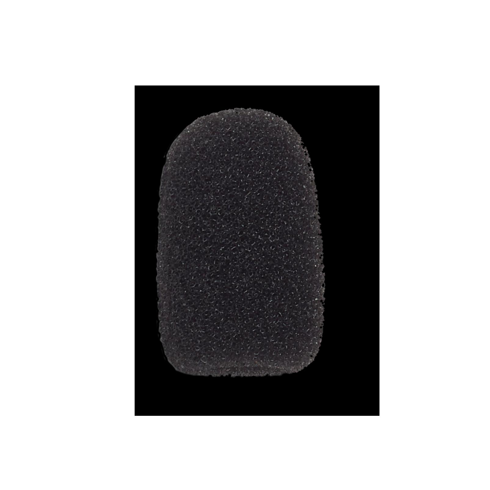 JBL Microphone sponge for Quantum 200/300 - Black - Wind cap - Hero