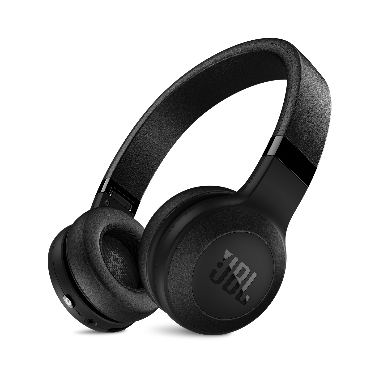 C45BT - Black Matte - Wireless on-ear headphones - Hero