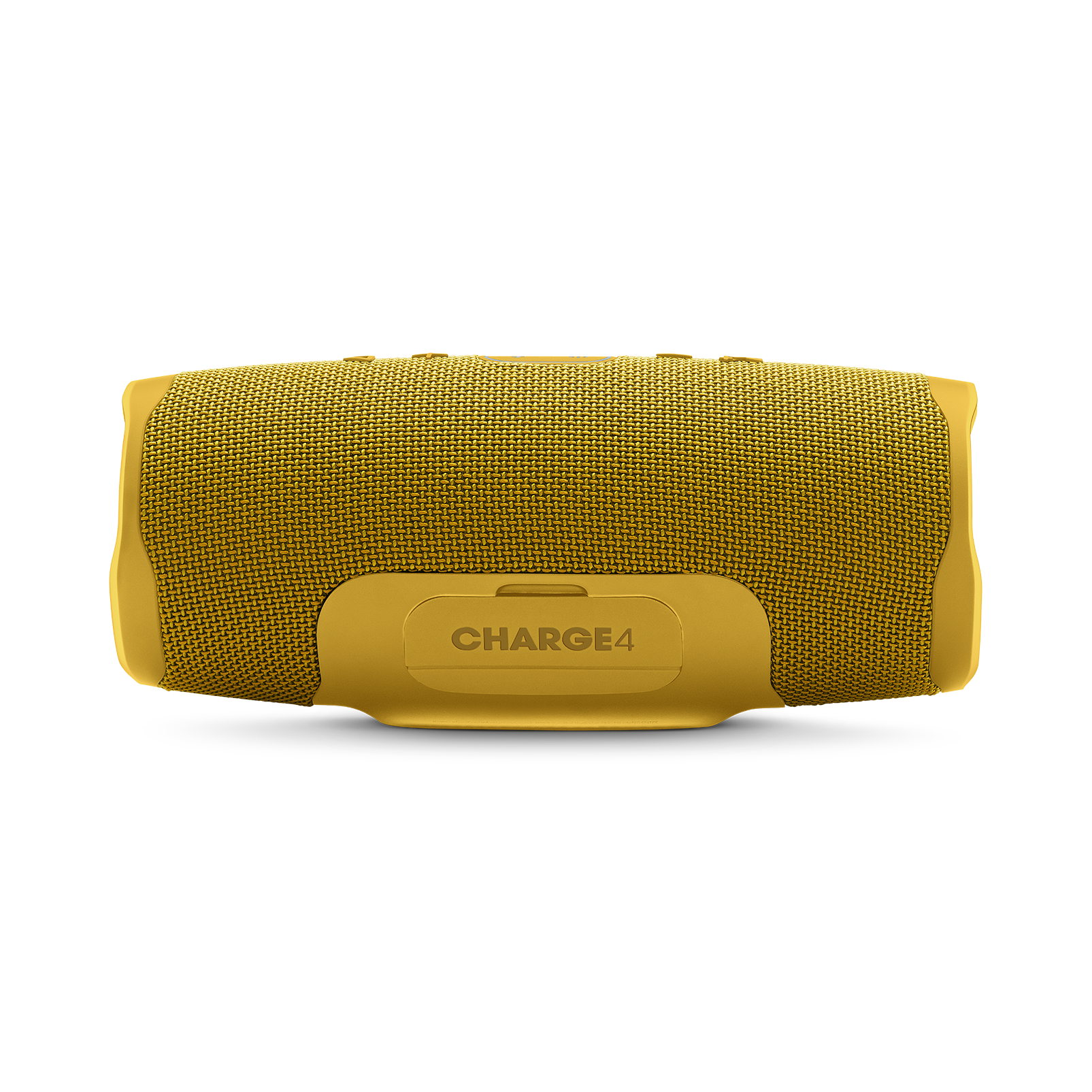 JBL Charge 4 - Mustard Yellow - Portable Bluetooth speaker - Back
