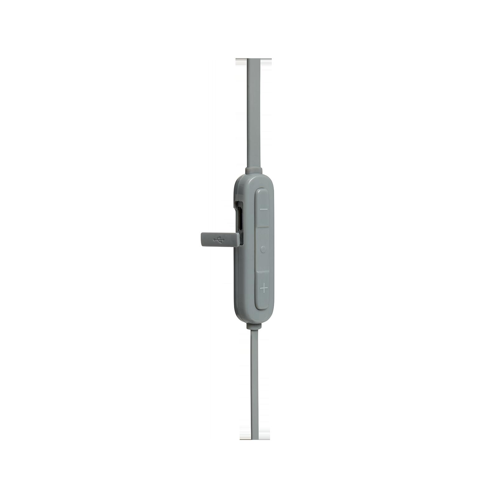 JBL TUNE 160BT - Grey - Wireless in-ear headphones - Detailshot 2