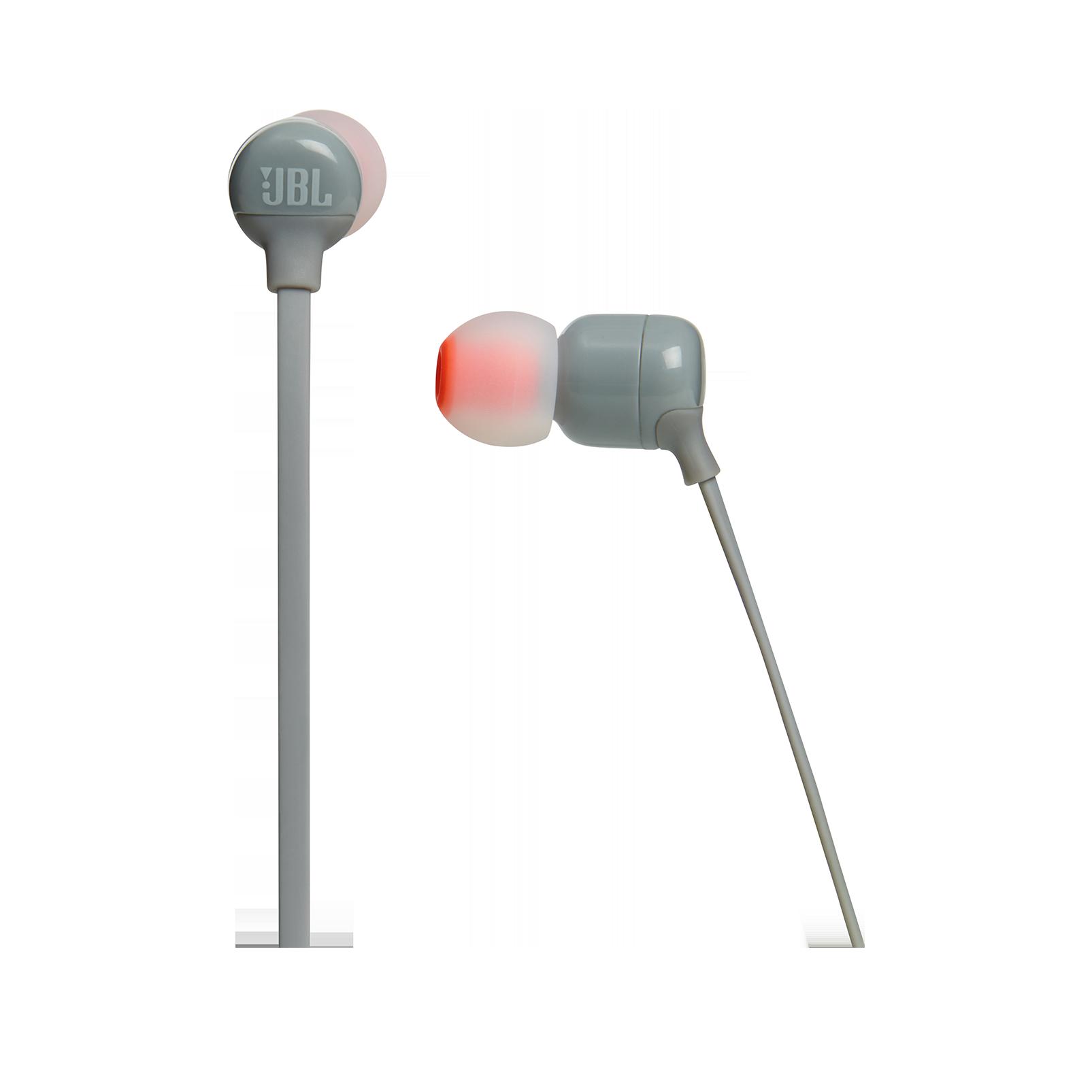 JBL TUNE 160BT - Grey - Wireless in-ear headphones - Detailshot 3