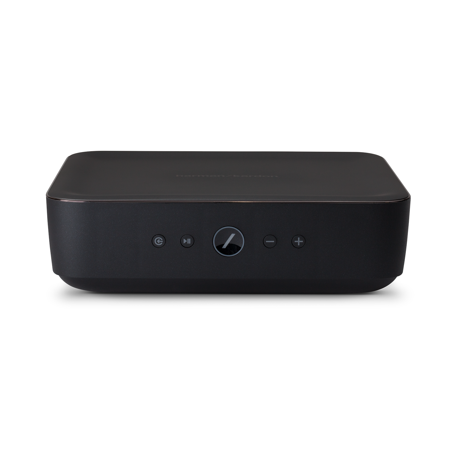 Adapt + Amp - Black - Wireless HD Amplifier - Front