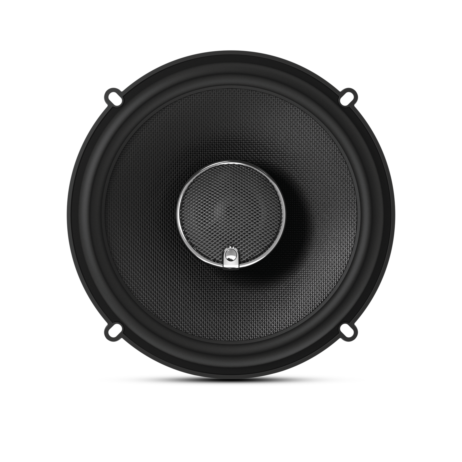 "Kappa 62.11i - Black - 6-1/2"" Two-Way Loudspeaker - Front"