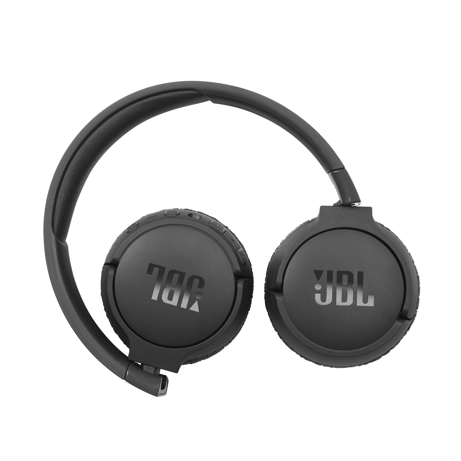 JBL Tune 660NC - Black - Wireless, on-ear, active noise-cancelling headphones. - Detailshot 2