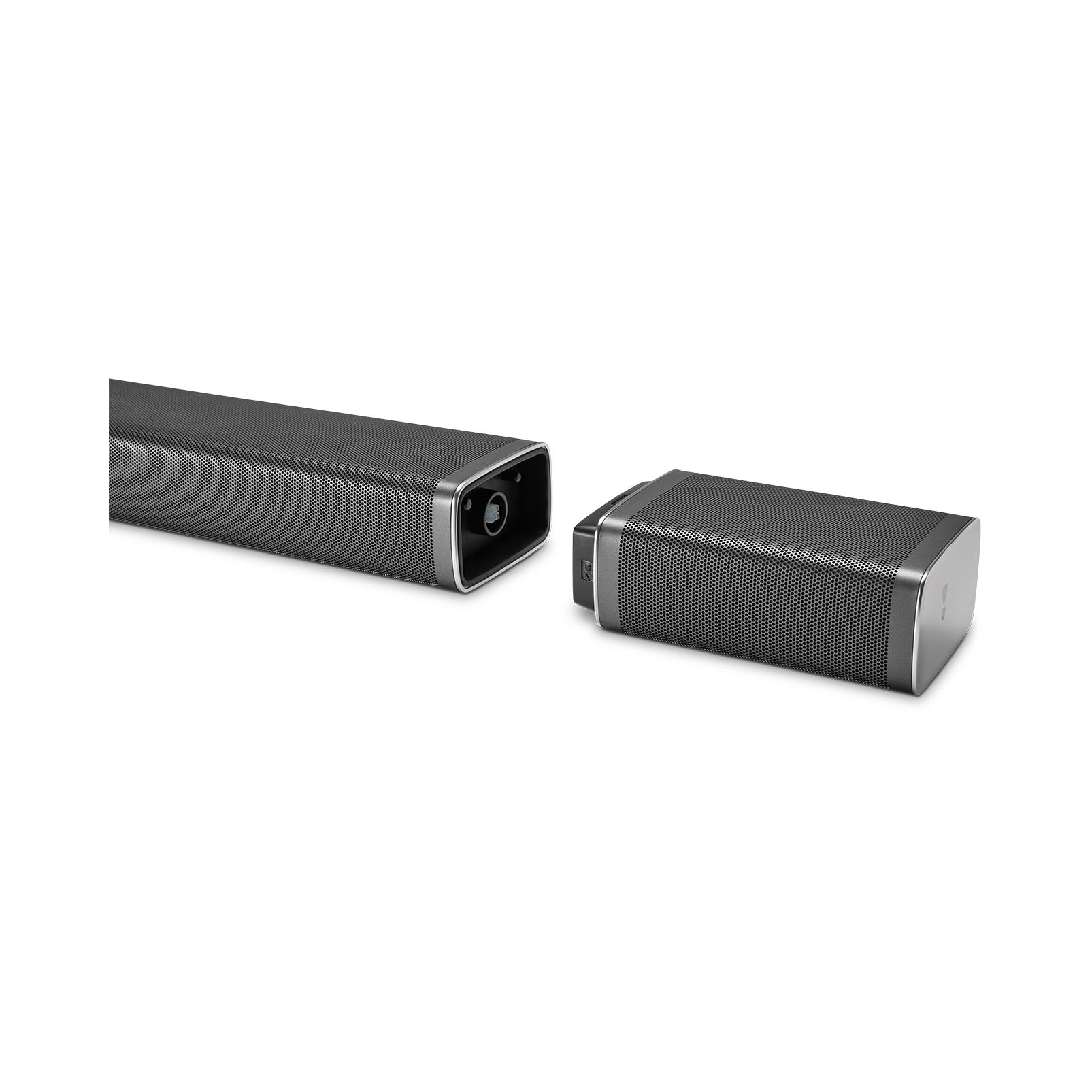JBL Bar 5.1 - Black - 5.1-Channel 4K Ultra HD Soundbar with True Wireless Surround Speakers - Detailshot 1