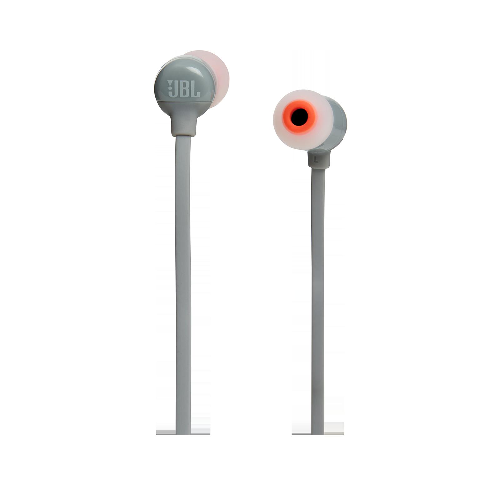 JBL TUNE 160BT - Grey - Wireless in-ear headphones - Front