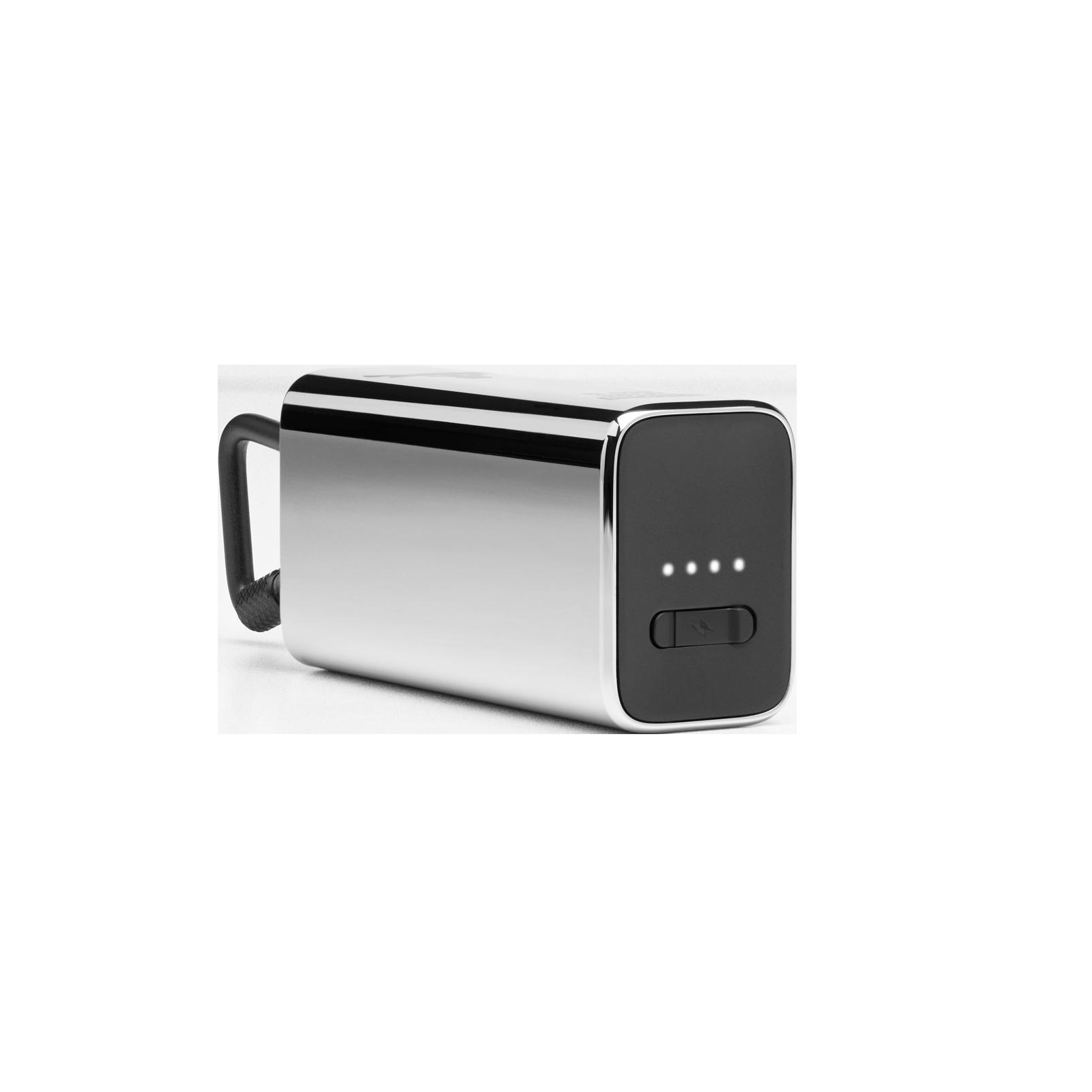 UA Project Rock True Wireless X - Engineered by JBL - Black - Waterproof true wireless sport earbuds - Detailshot 6