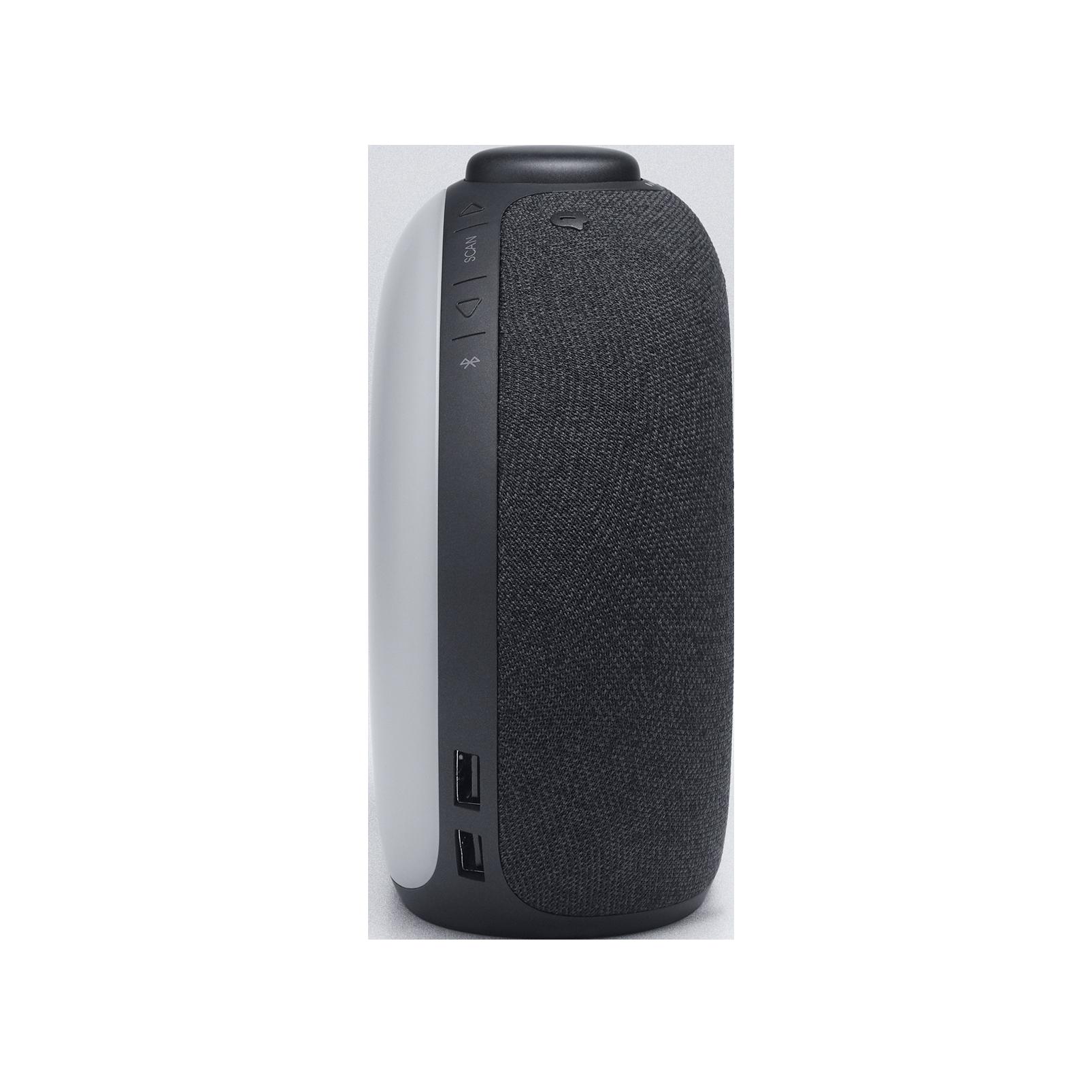JBL Horizon 2 DAB - Black - Bluetooth clock radio speaker with DAB/DAB+/FM - Right