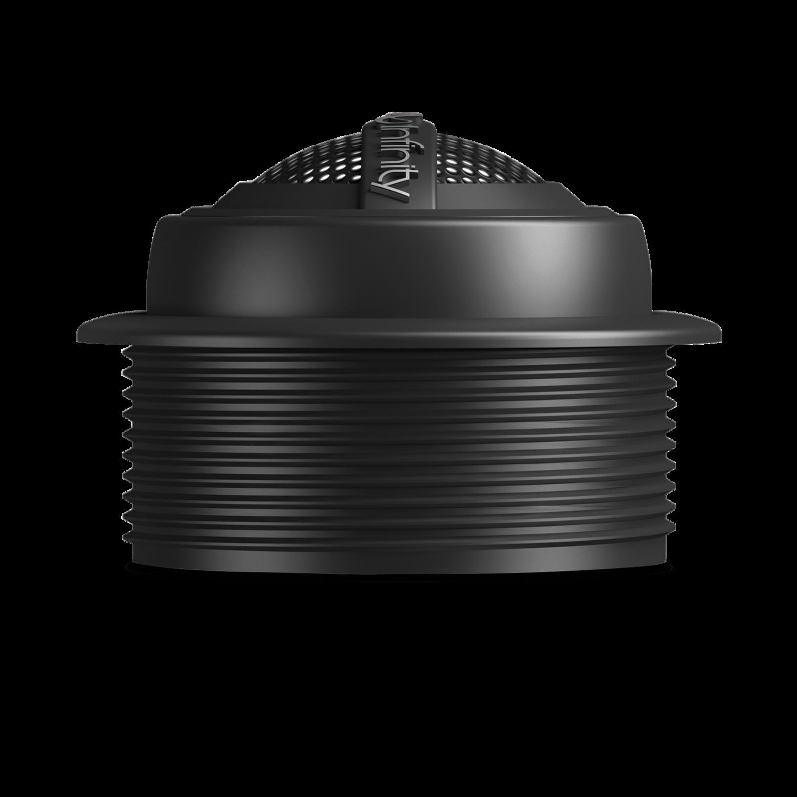 "Kappa 60.11cs - Black - 6-1/2"", two-way, component speaker system - Detailshot 2"